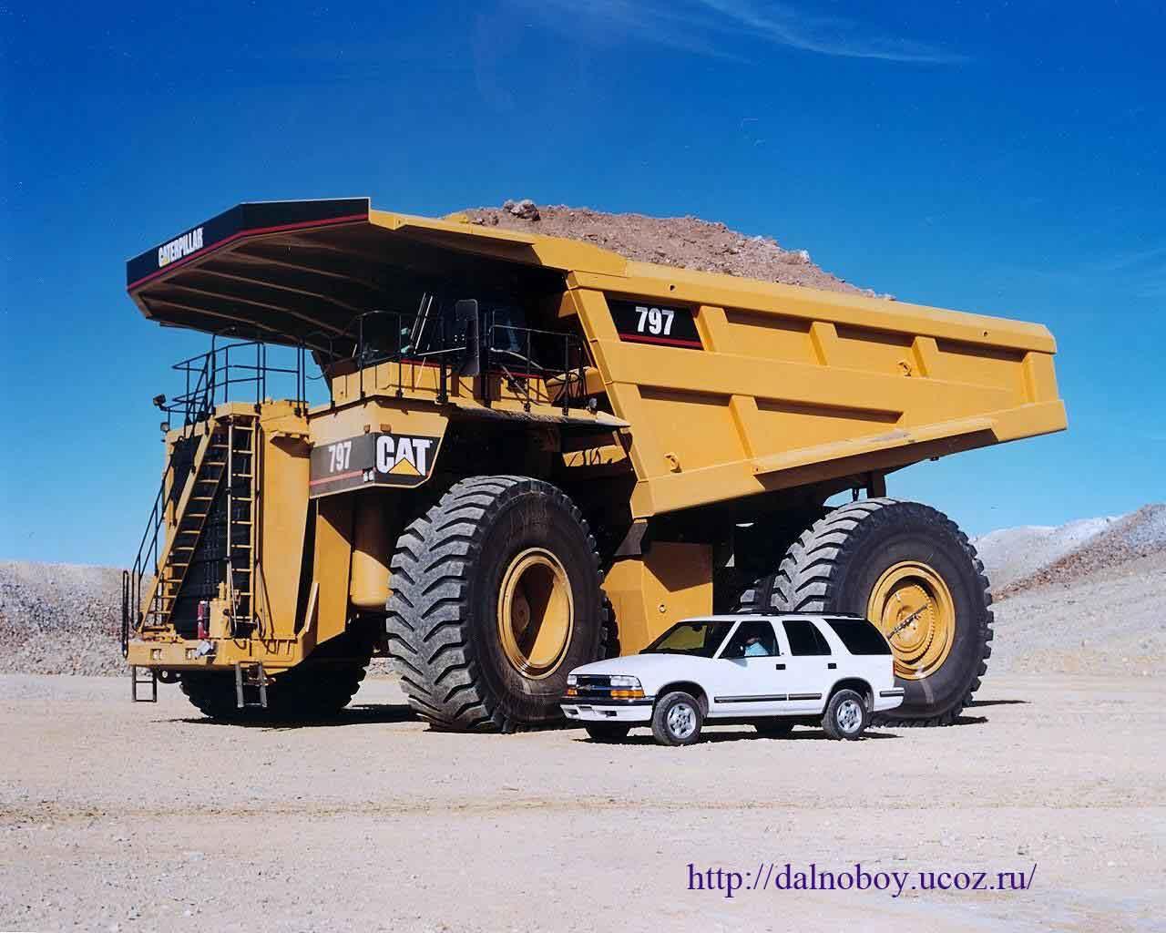 Самые большие автомобилей