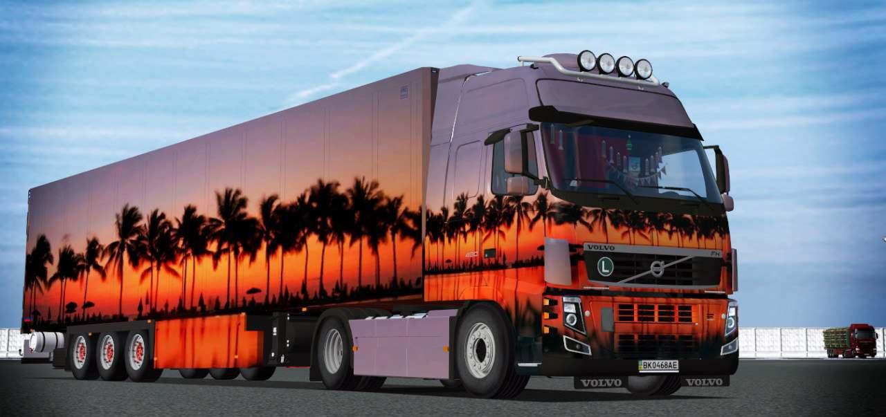 Раскраска грузовиков фото